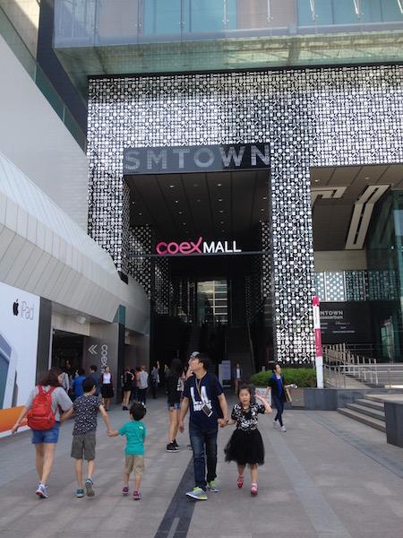 Coex Mall, Gangnam, Seoul
