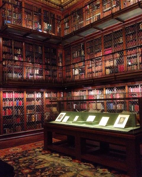 Morgan Library New York