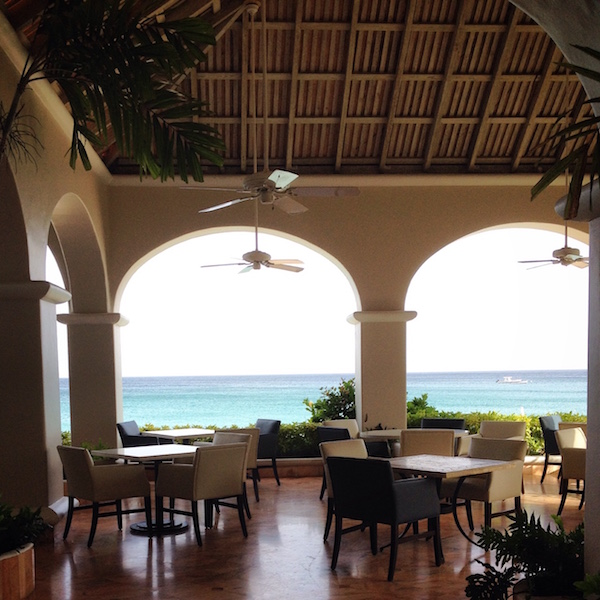 Palm Terrace Court in Barbados