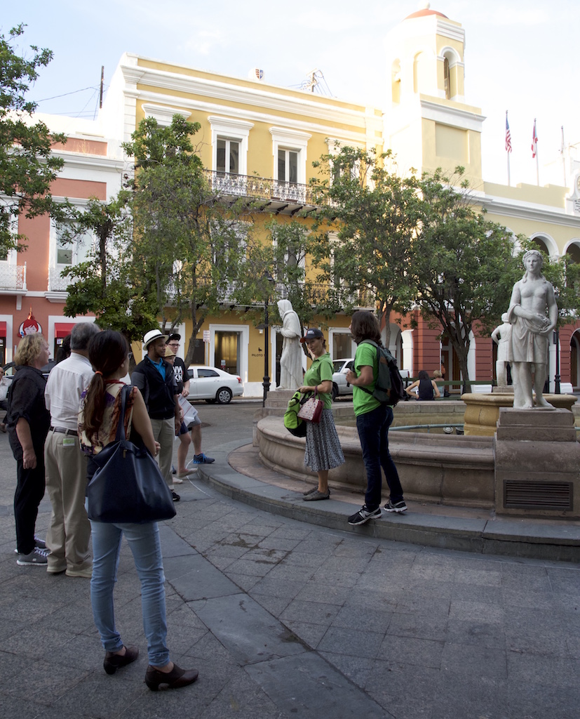 Food and history walking tour
