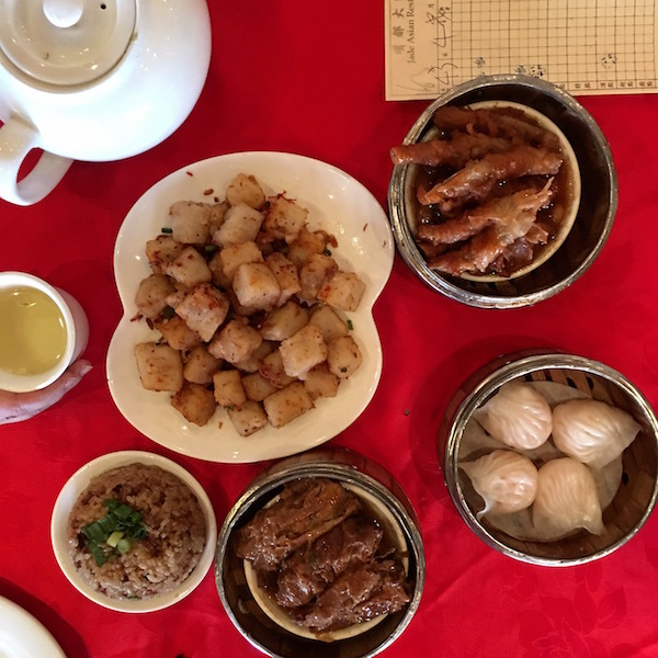 Dim Sum in Flushing