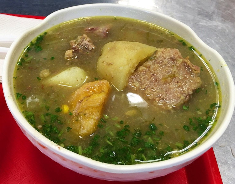 Colombian food in Queens NYC