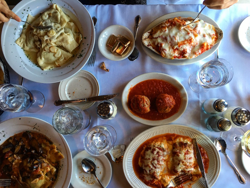 Places to eat in Queens NYC