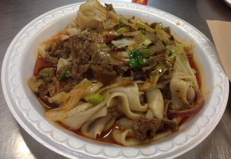 Xian food in Flushing