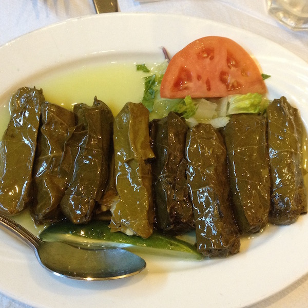 Dolmades in Astoria