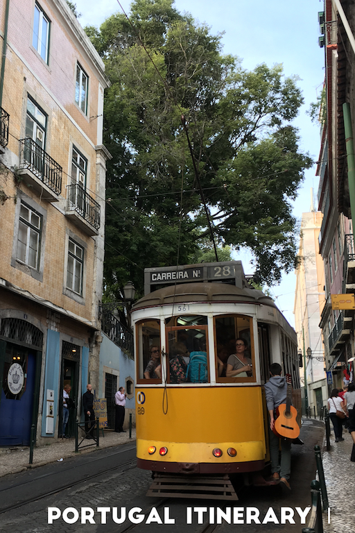 Portugal day by day itinerary