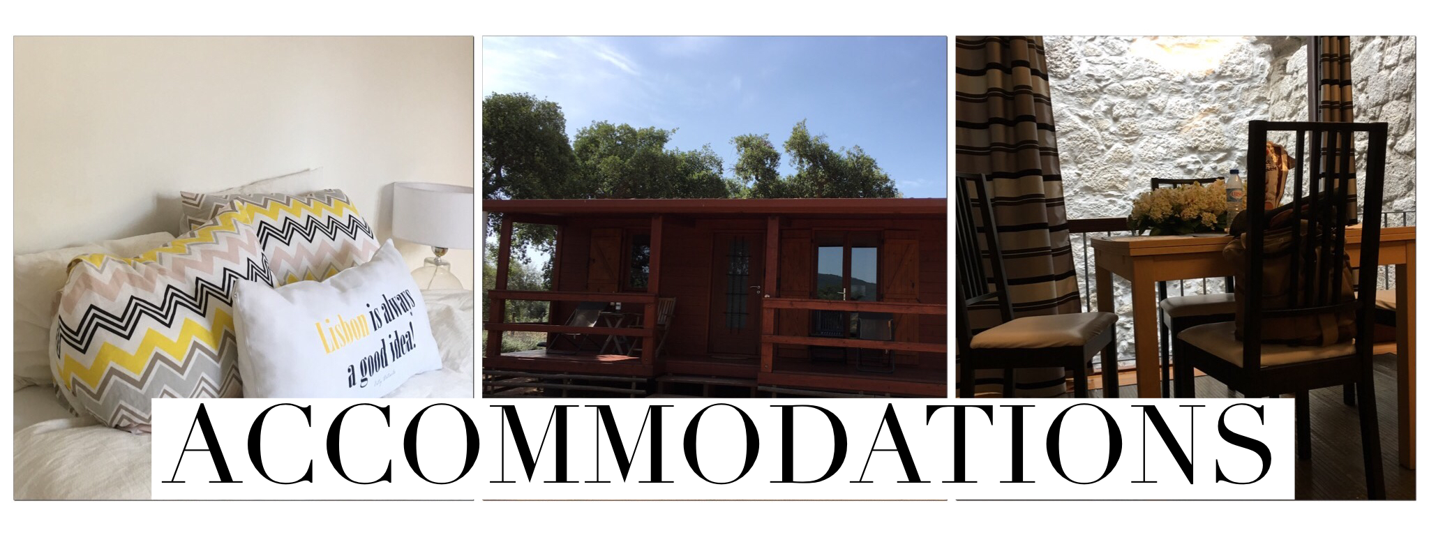 Portugal accommodations