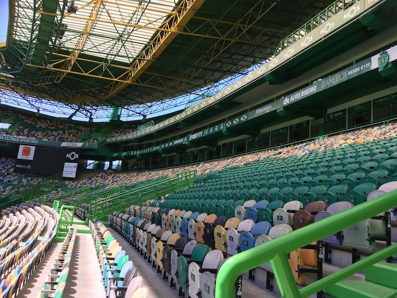 Sporting Stadium Lisbon