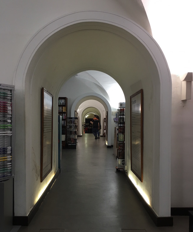 Bertrand Bookstore Lisbon