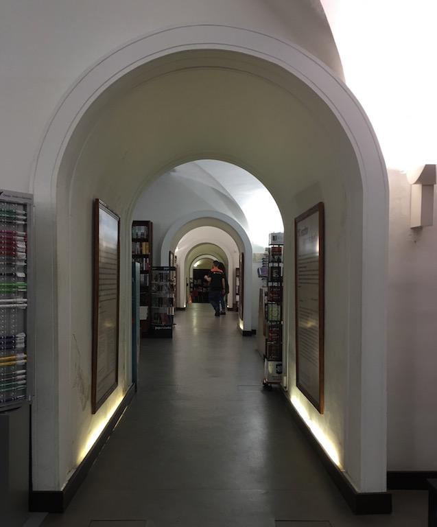 Bertrand Bookstore Lisbon
