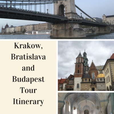 Krakow, Bratislava and Budapest Tour Itinerary – Don't Miss These Cities When in Eastern Europe