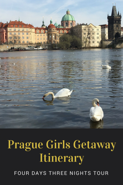 Prague Girls Getaway Itinerary: A Four Days Three Nights Tour